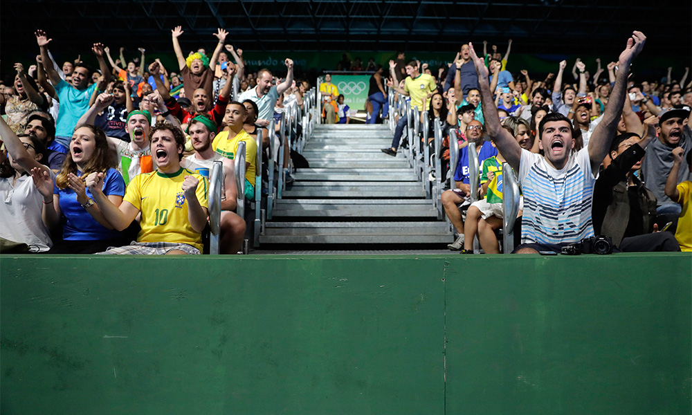 Fans Converge on Rio to Celebrate the 2016 Summer Olympics
