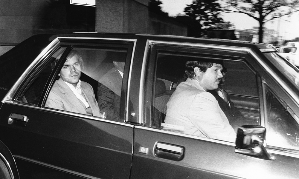 John Hinckley to Leave DC Mental Hospital